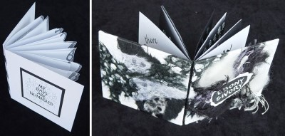 Making Artist Books (stitched styles) - Tricia Smout | Lettering and